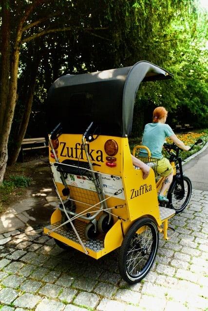 Rikshaw Zuffka